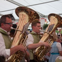 TMK Bürmoos - Juni 2014 - Feuerwehrfest Oberndorf