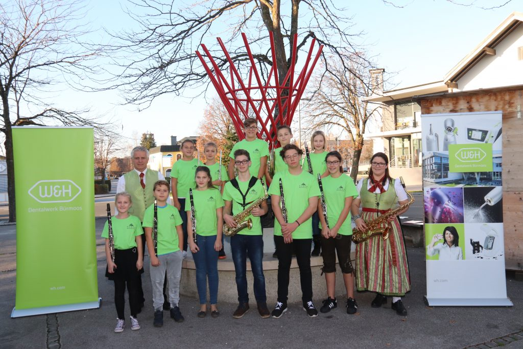Jugendorchester der TMK Bürmoos